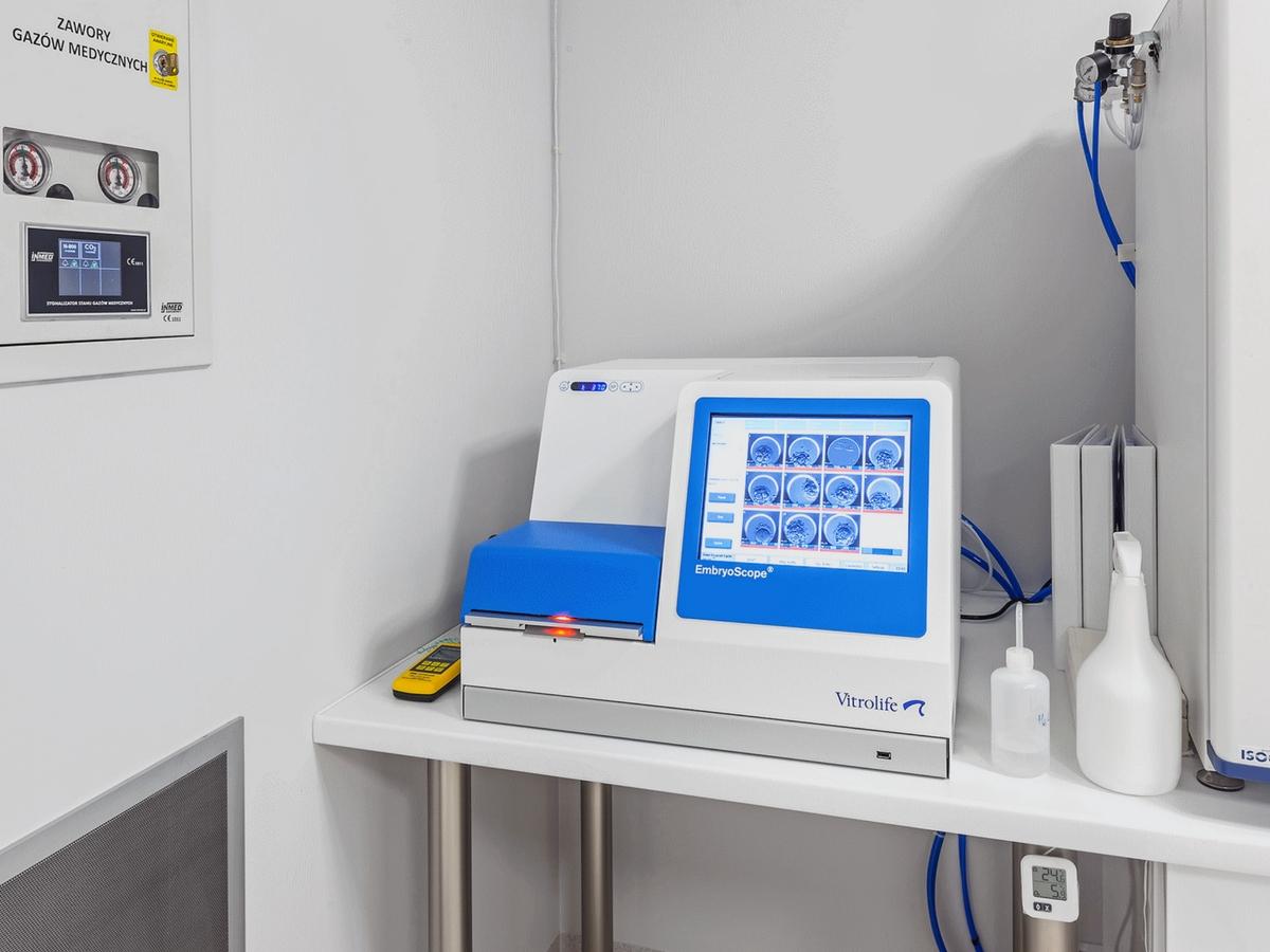 12. Laboratorium embriologiczne