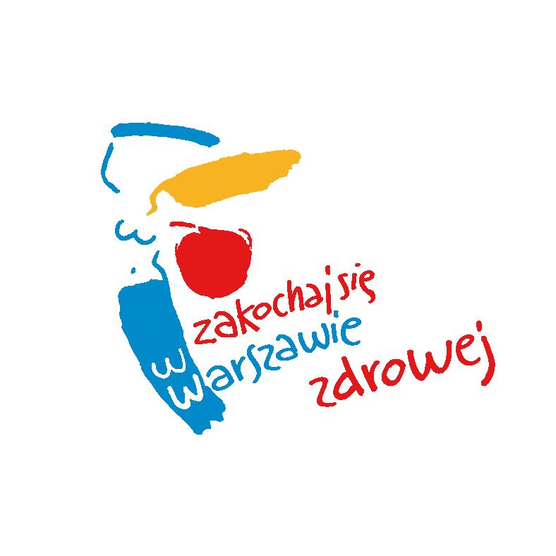 Zakochaj się w Warszawie zdrowej logo